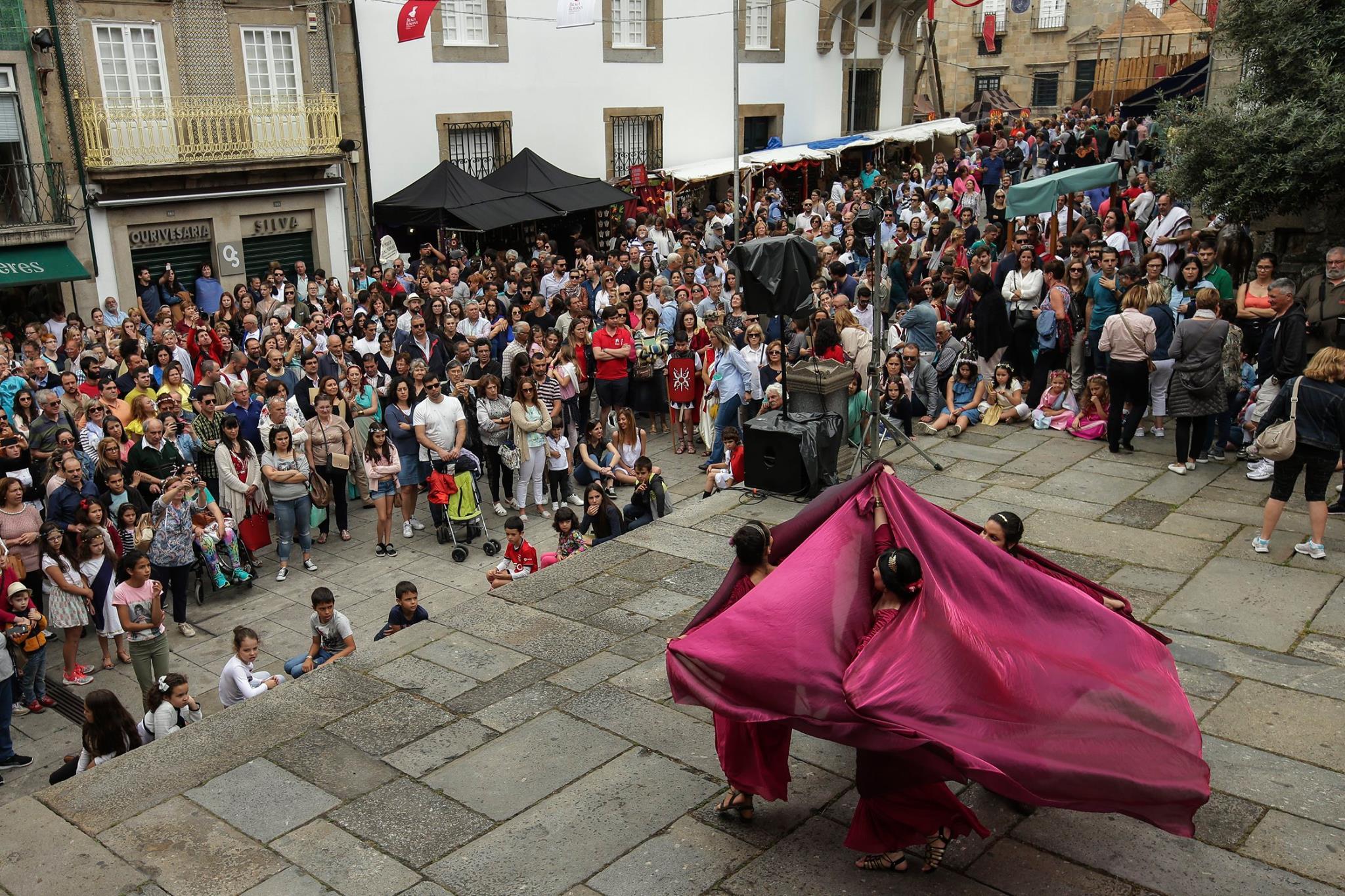 Braga Romana Dança
