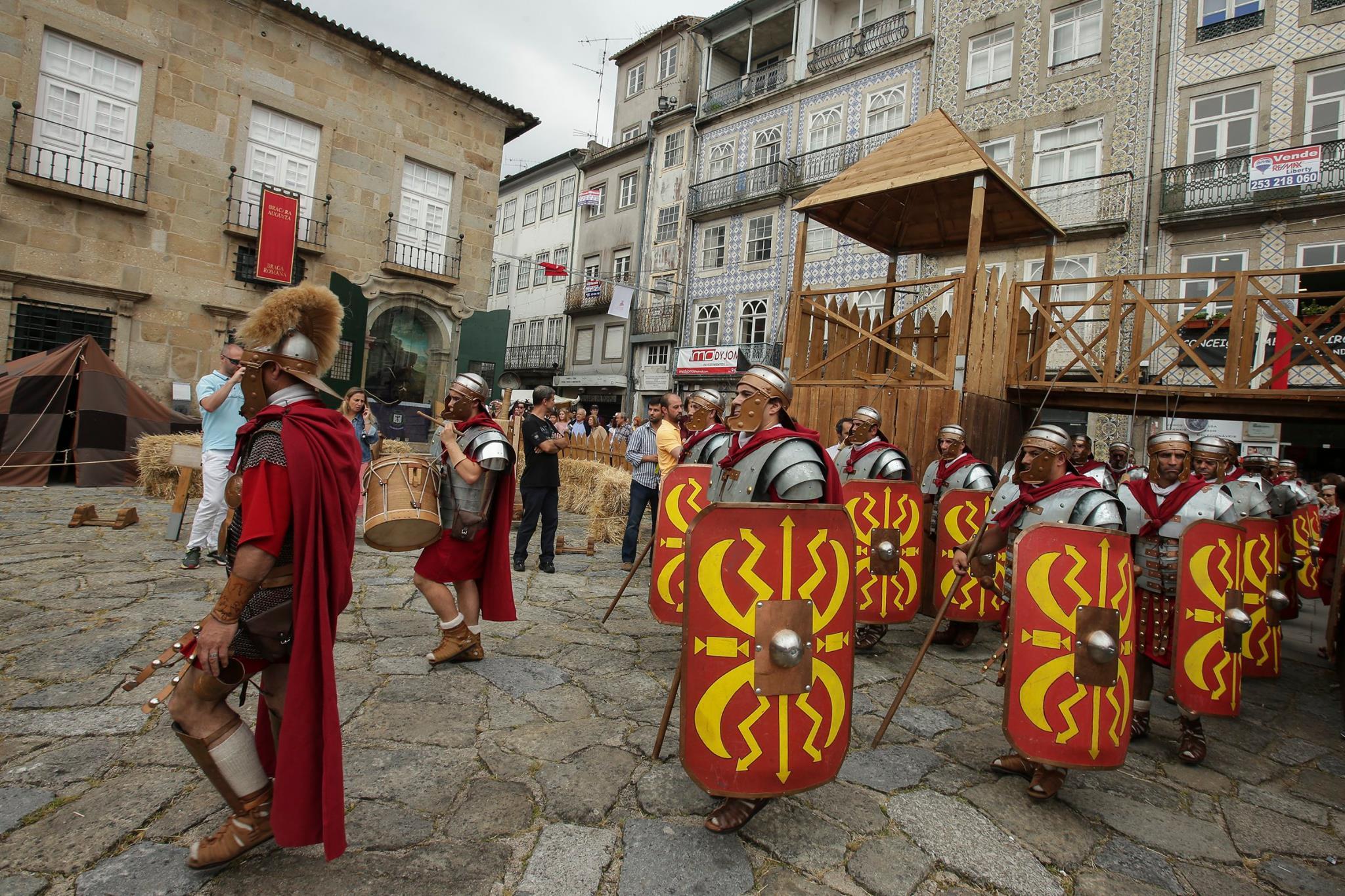 Braga Romana 2'019Legionários