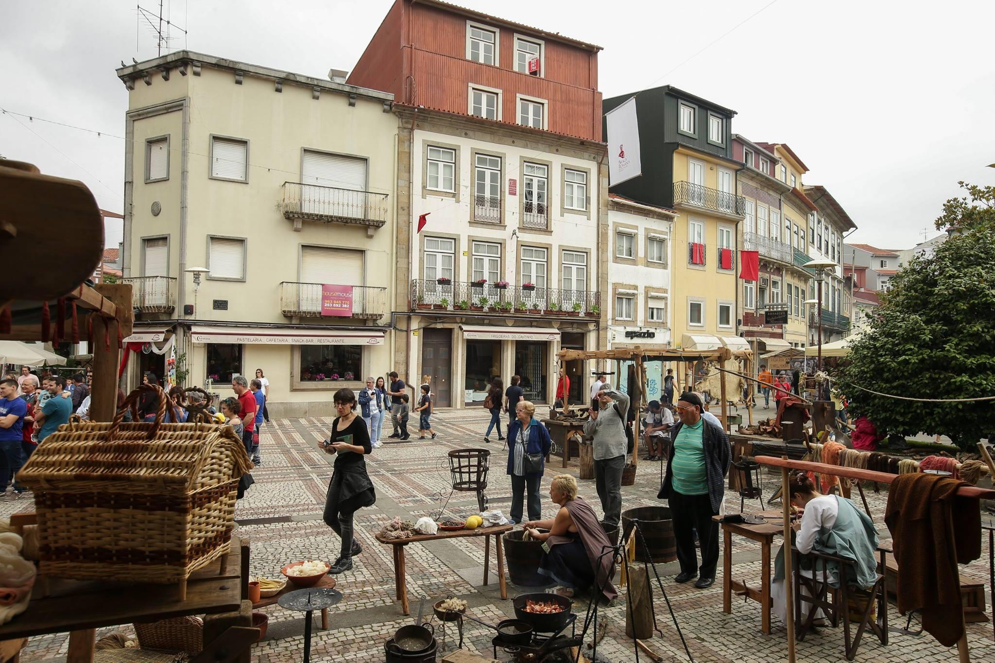 Braga Romana Mercado