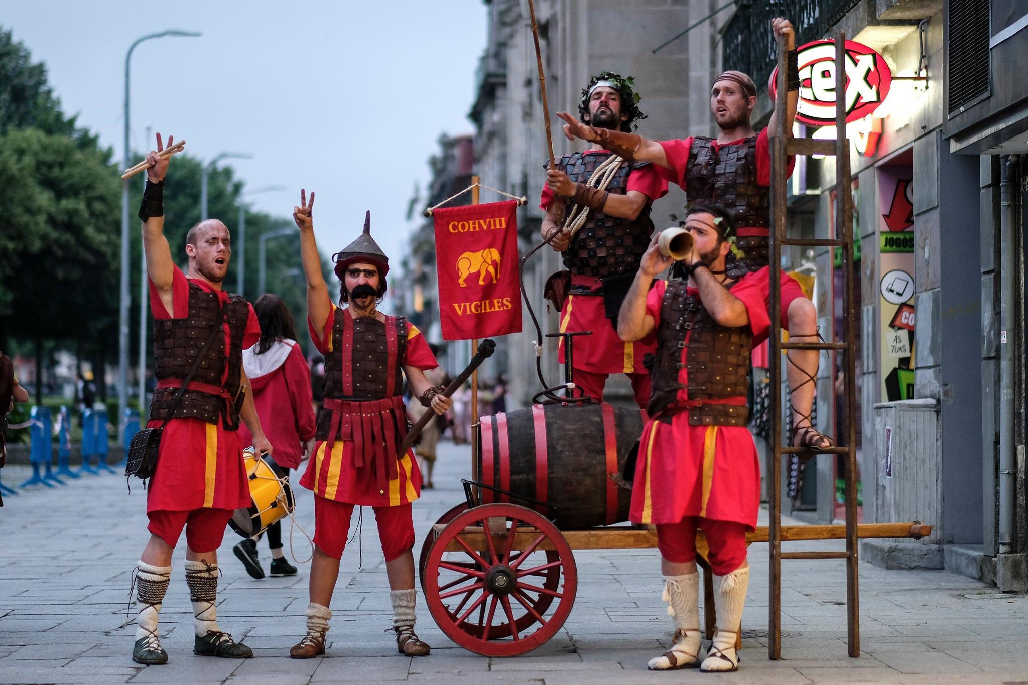 Braga Romana Animação de Rua