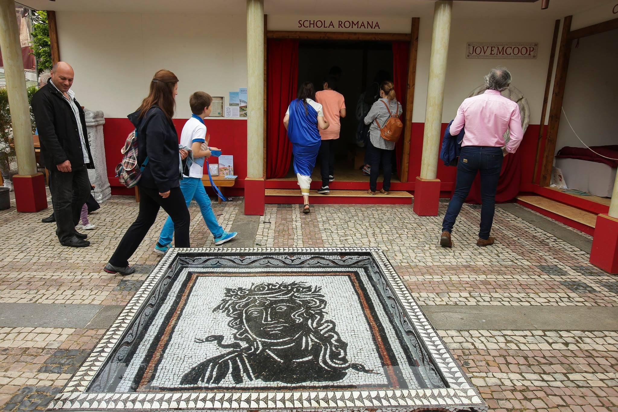 Braga Romana Escola