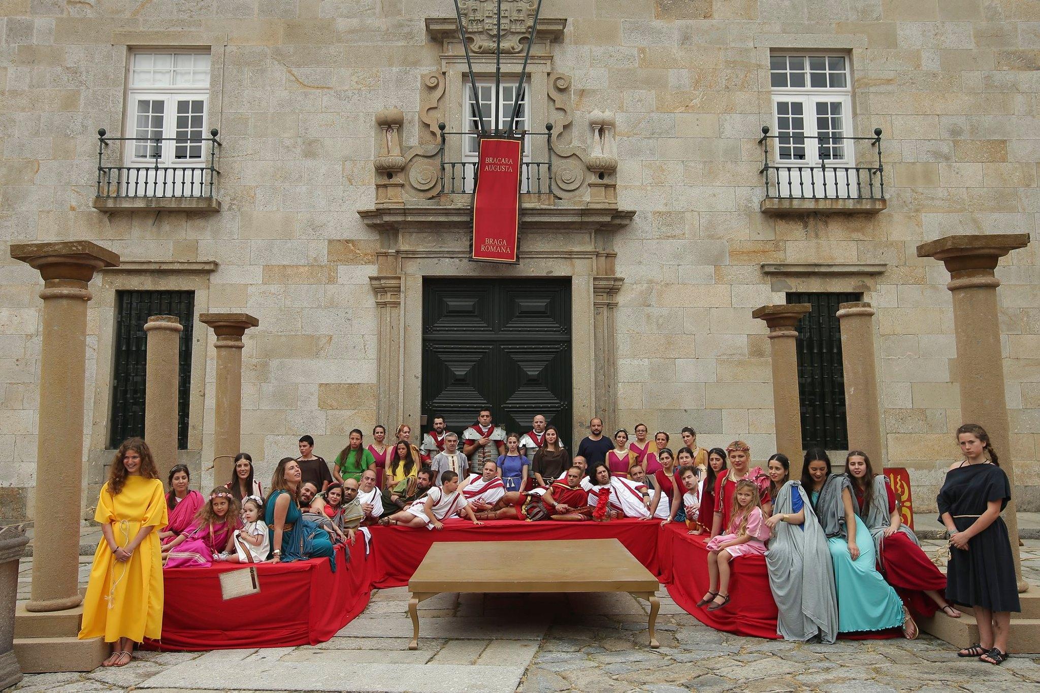 Braga Romana Senato