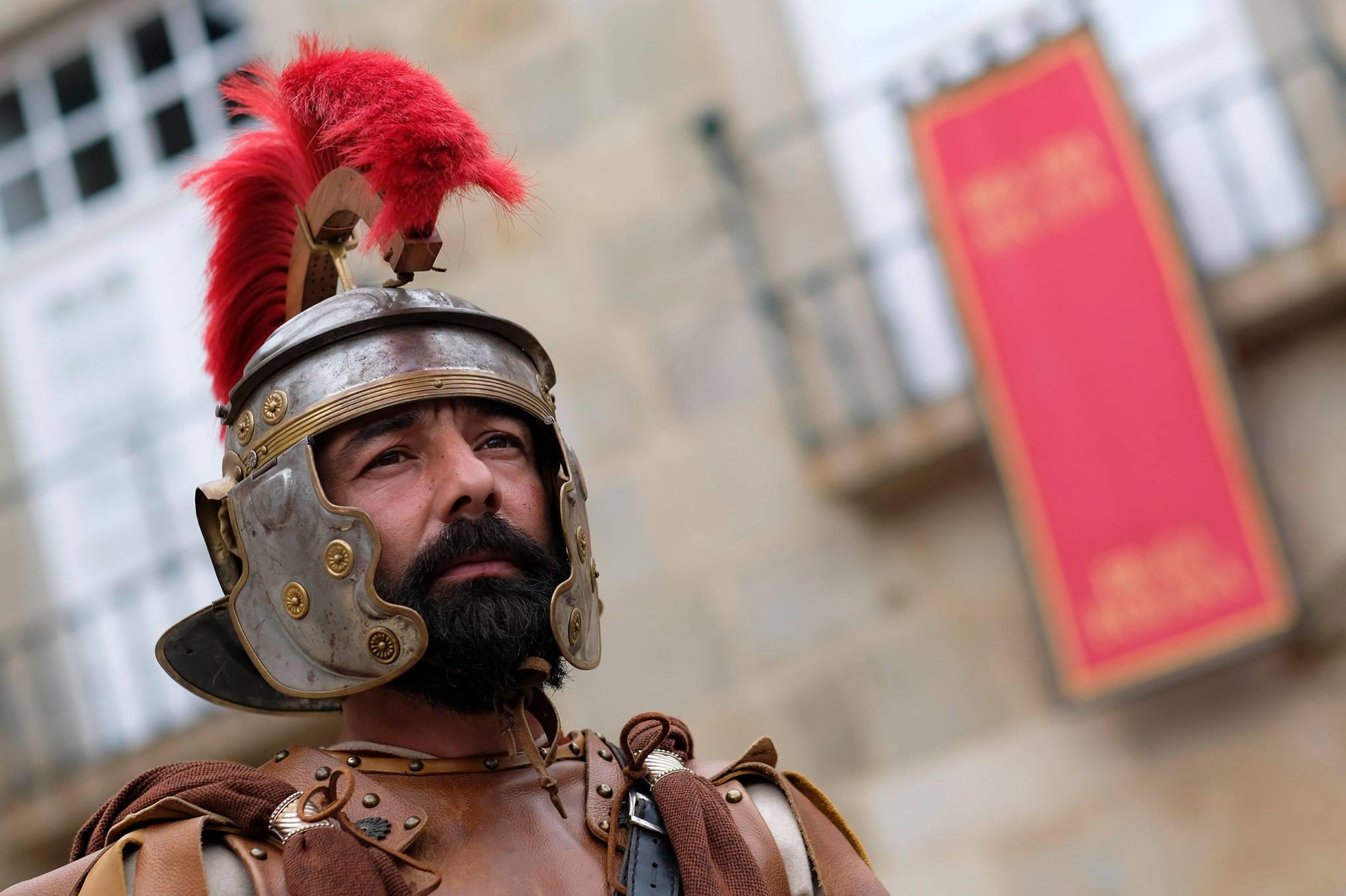 Braga Romana Soldado