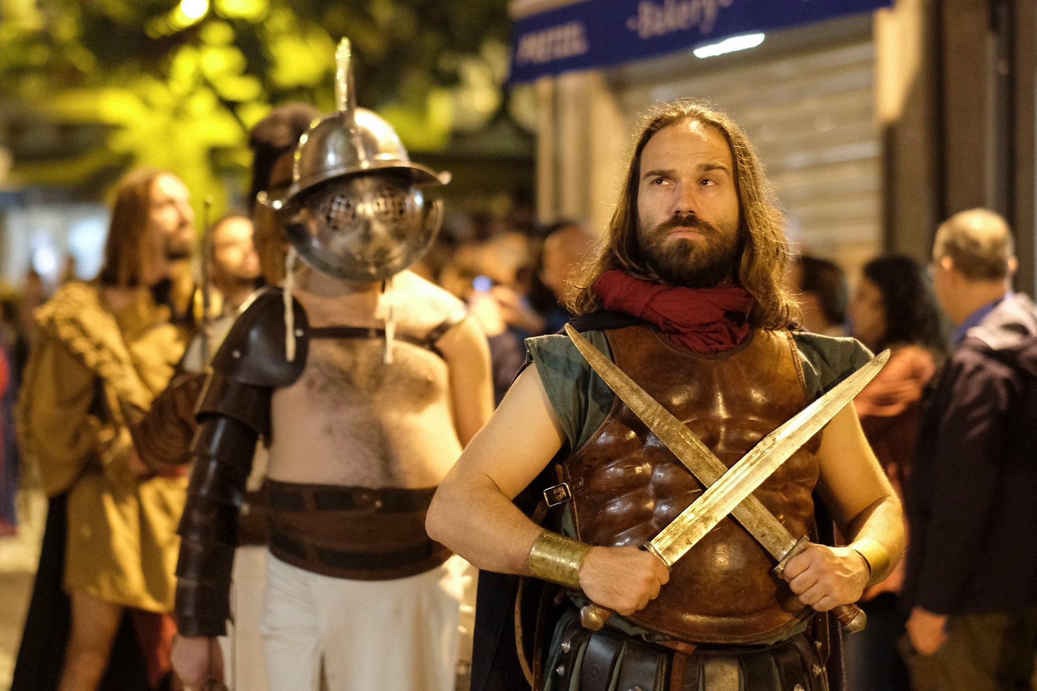 Braga Romana Gladiadores