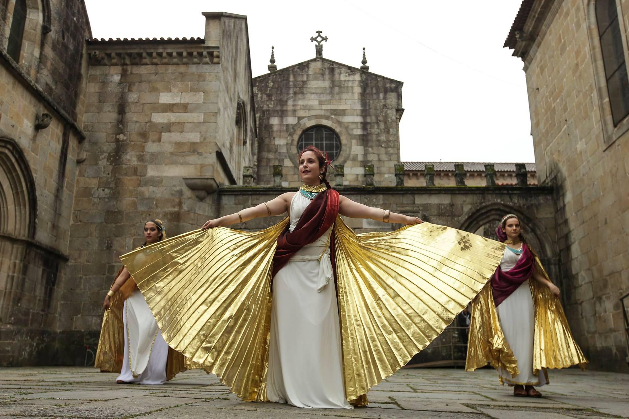 Braga Romana Deusa Romana