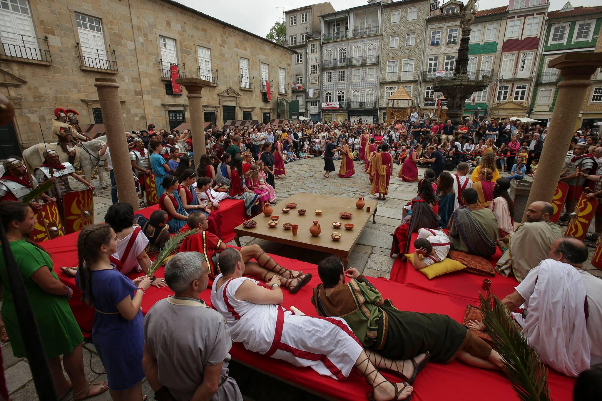 Braga Romana Senado Imperial