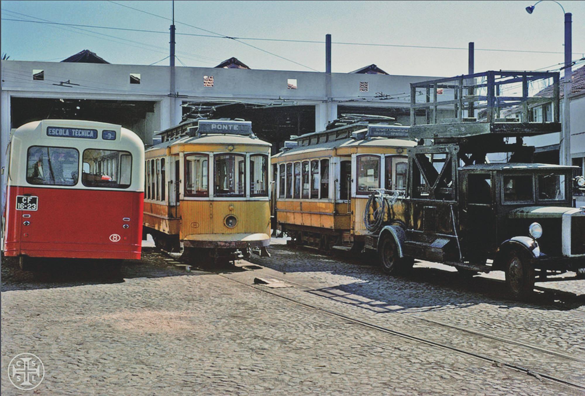 Gare de Recolha Elétrico de Braga