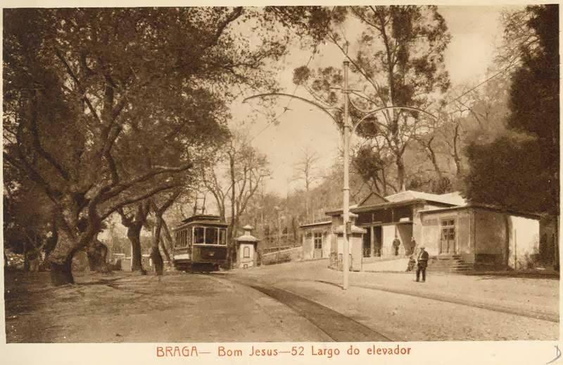 Elétrico de Braga Bom Jesus