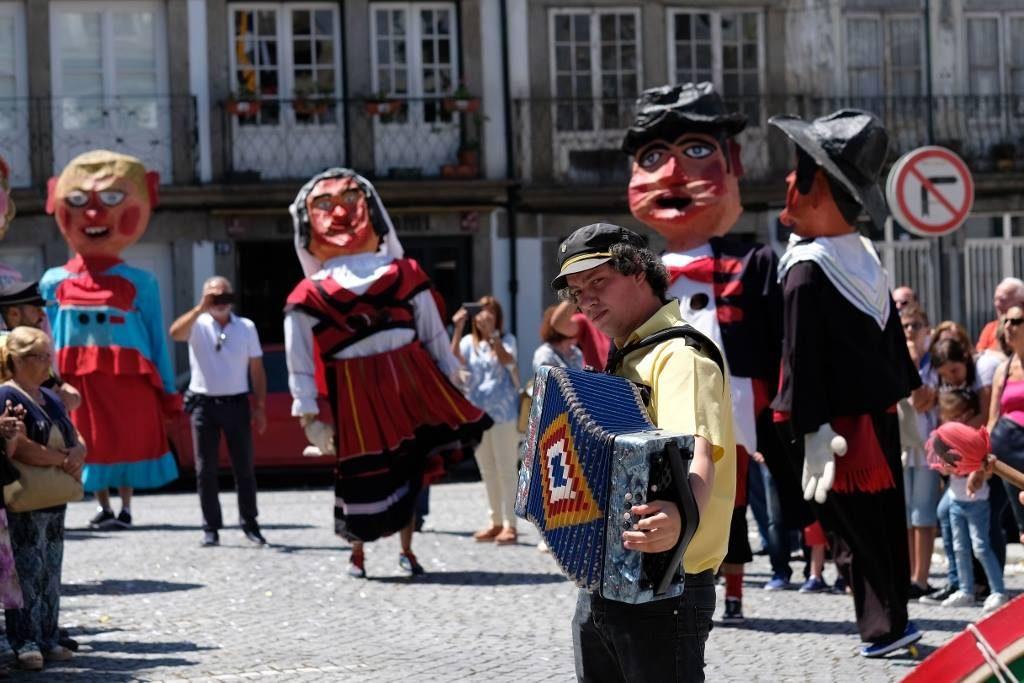 Cabeçudos São João de Braga