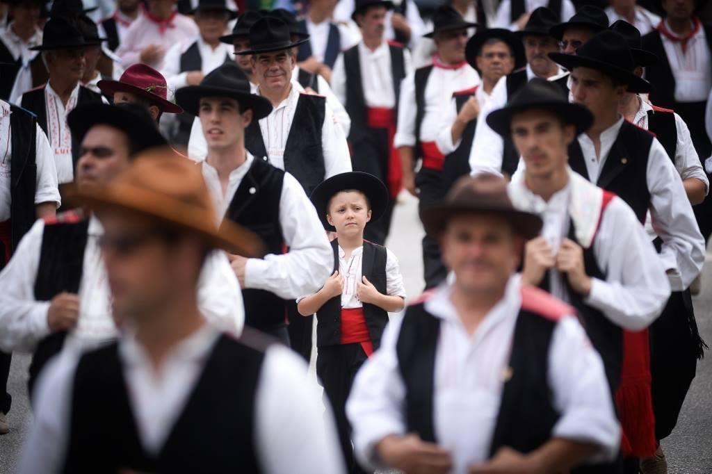 Parada Folclórica