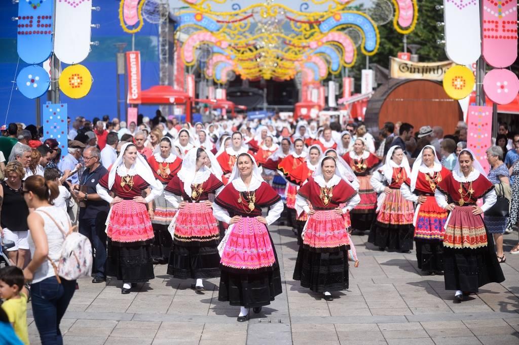 Parada Folclórica São João de Braga