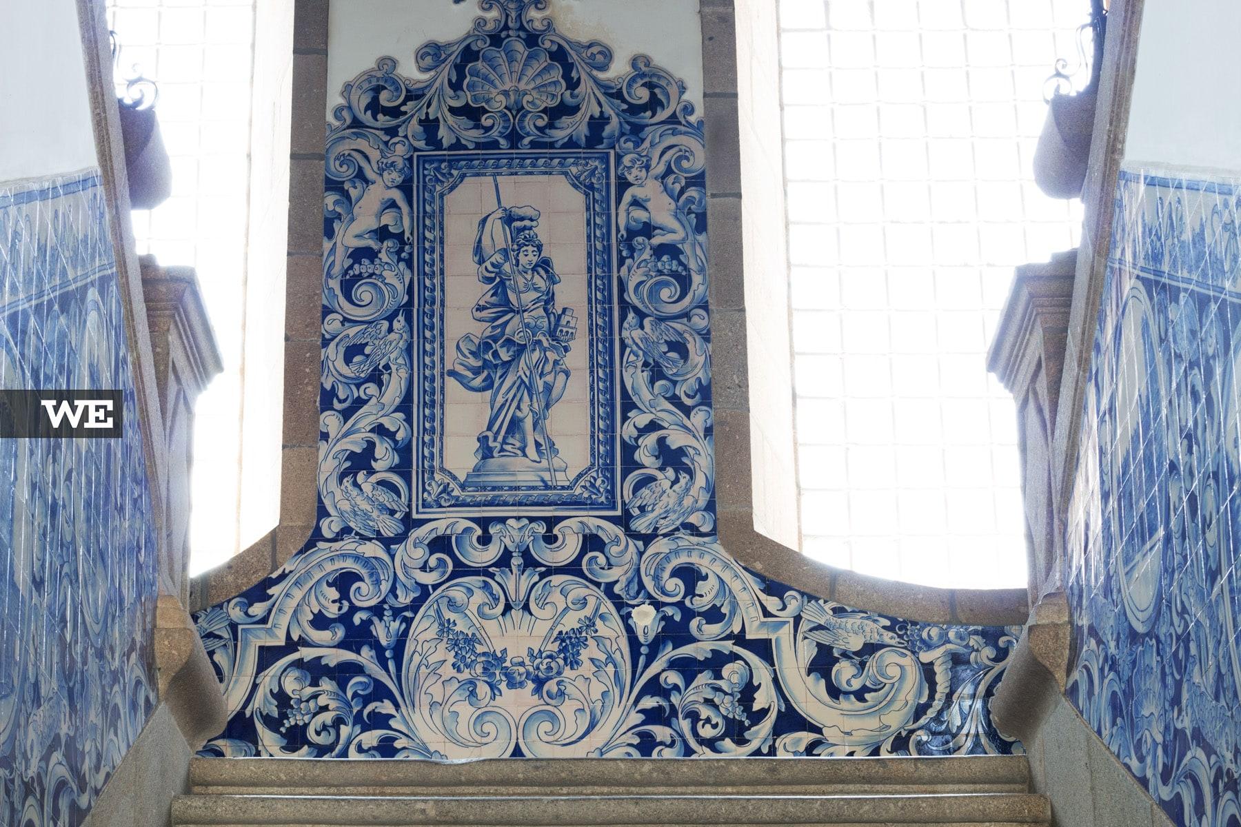 Azulejo Minerva Câmara Municipal