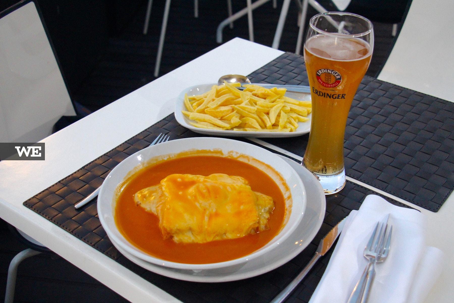 Restaurante Trota's Francesinhas