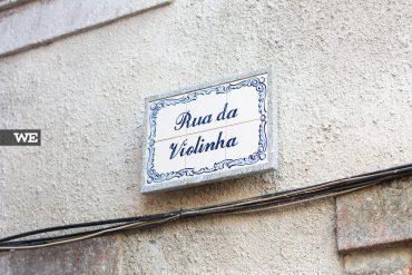 Rua da Violinha