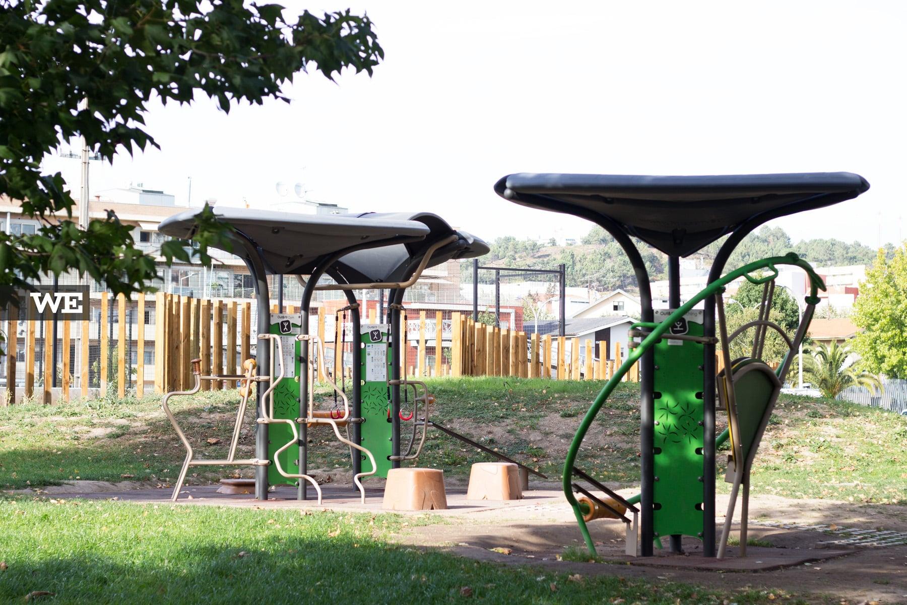 Parque Geriátrico Parque Desportivo da Rodivia