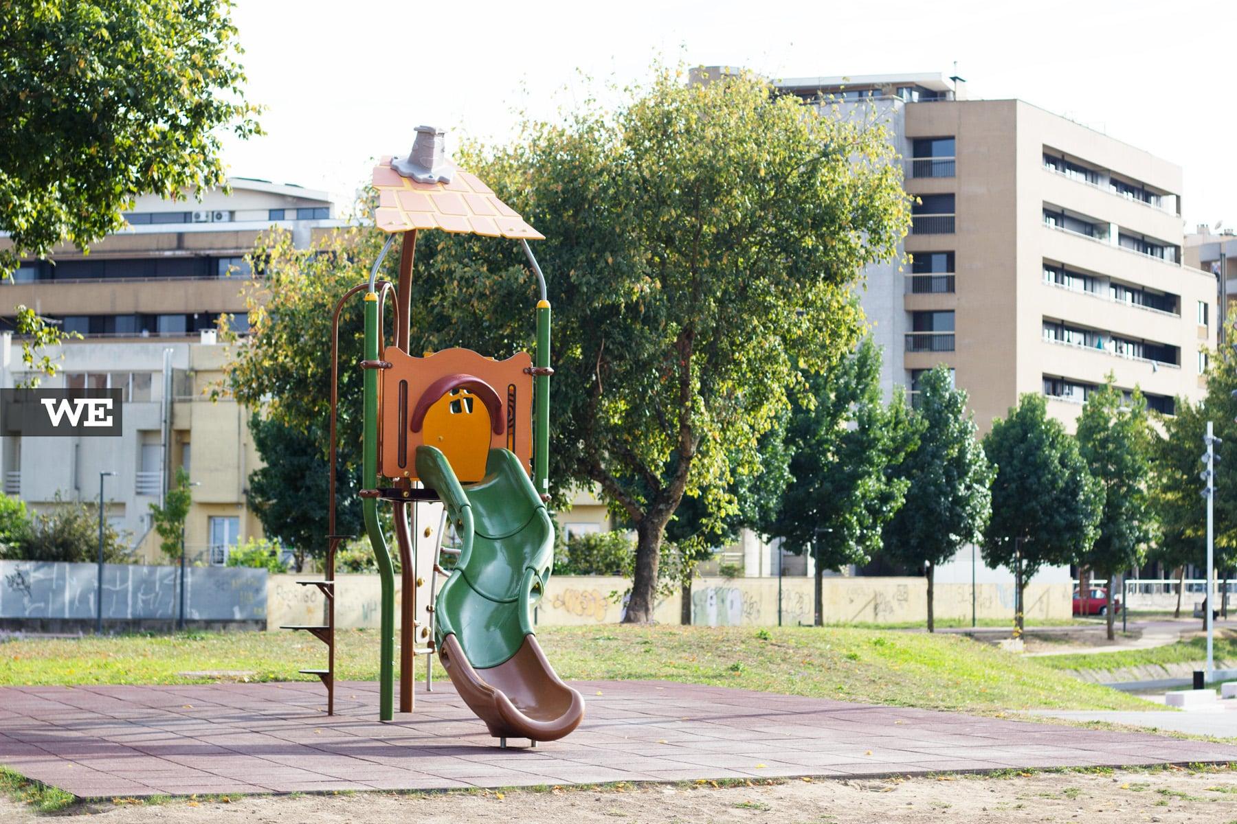 Parque Infantil Parque Desportivo da Rodovia