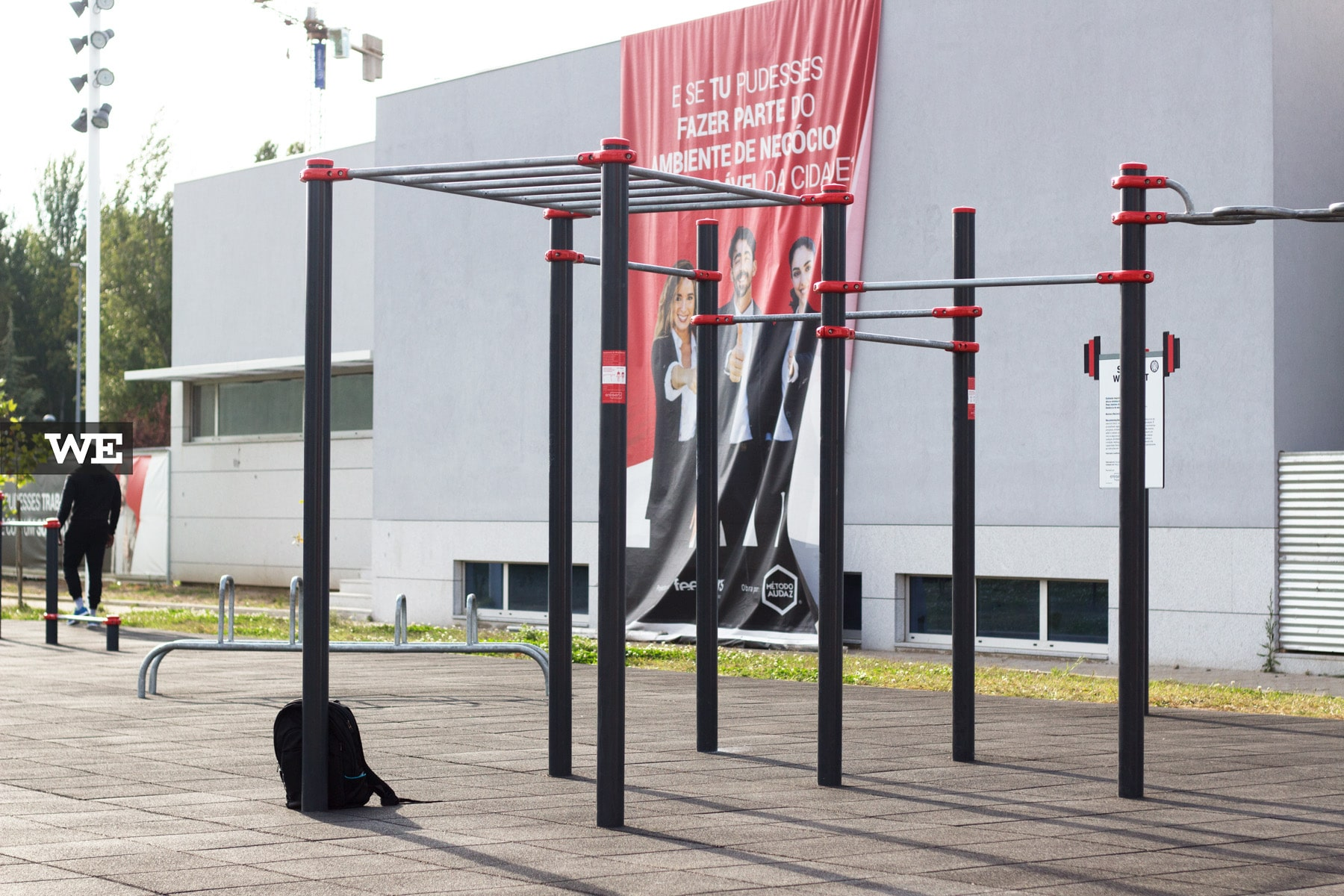 Street Workout Parque Desportivo da Rodovia