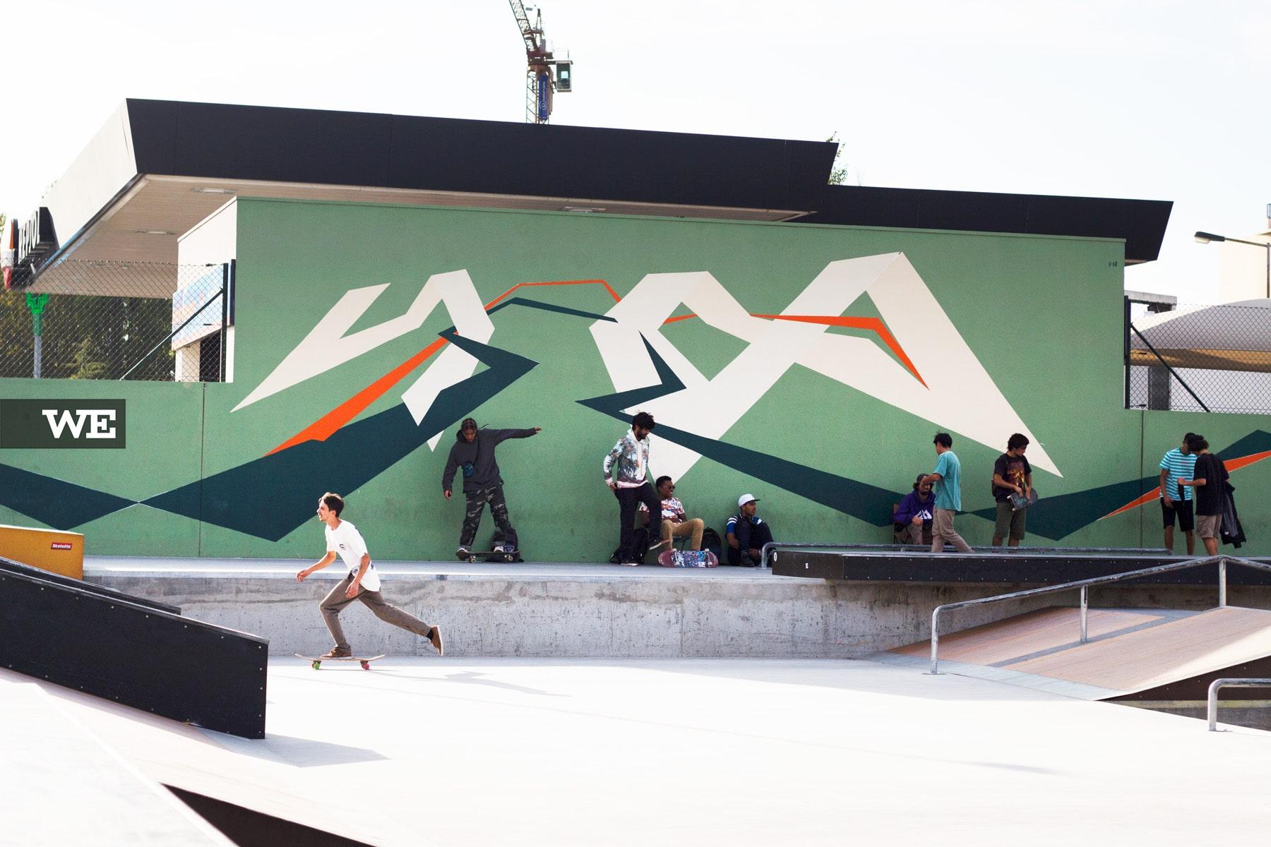 Skate Park Parque Desportivo Rodovia
