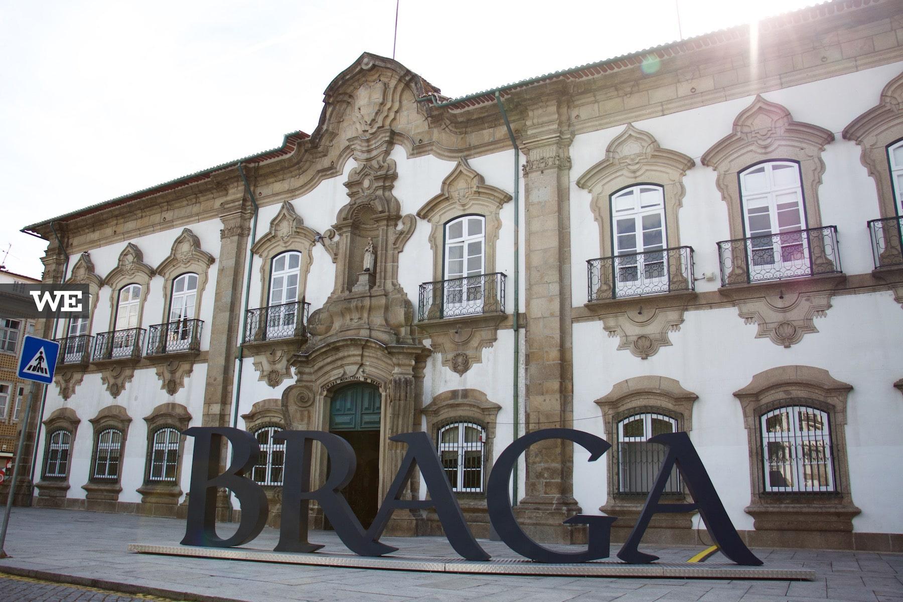 Câmara Municipal Praça do Município