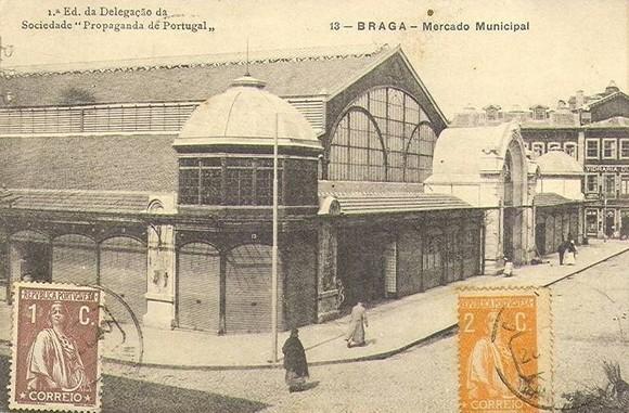 Antigo Mercado Praça do Município