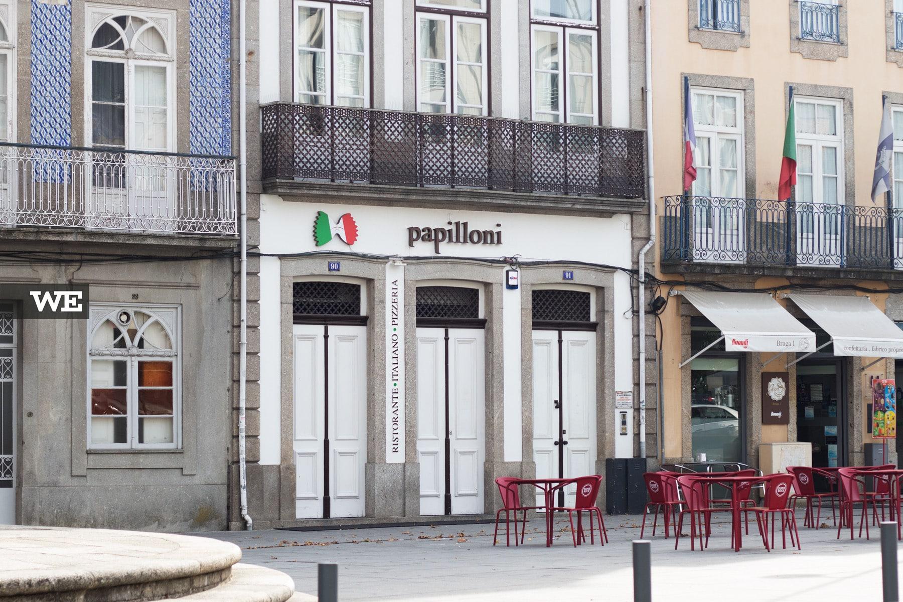 Papilloni Pizzarias Braga