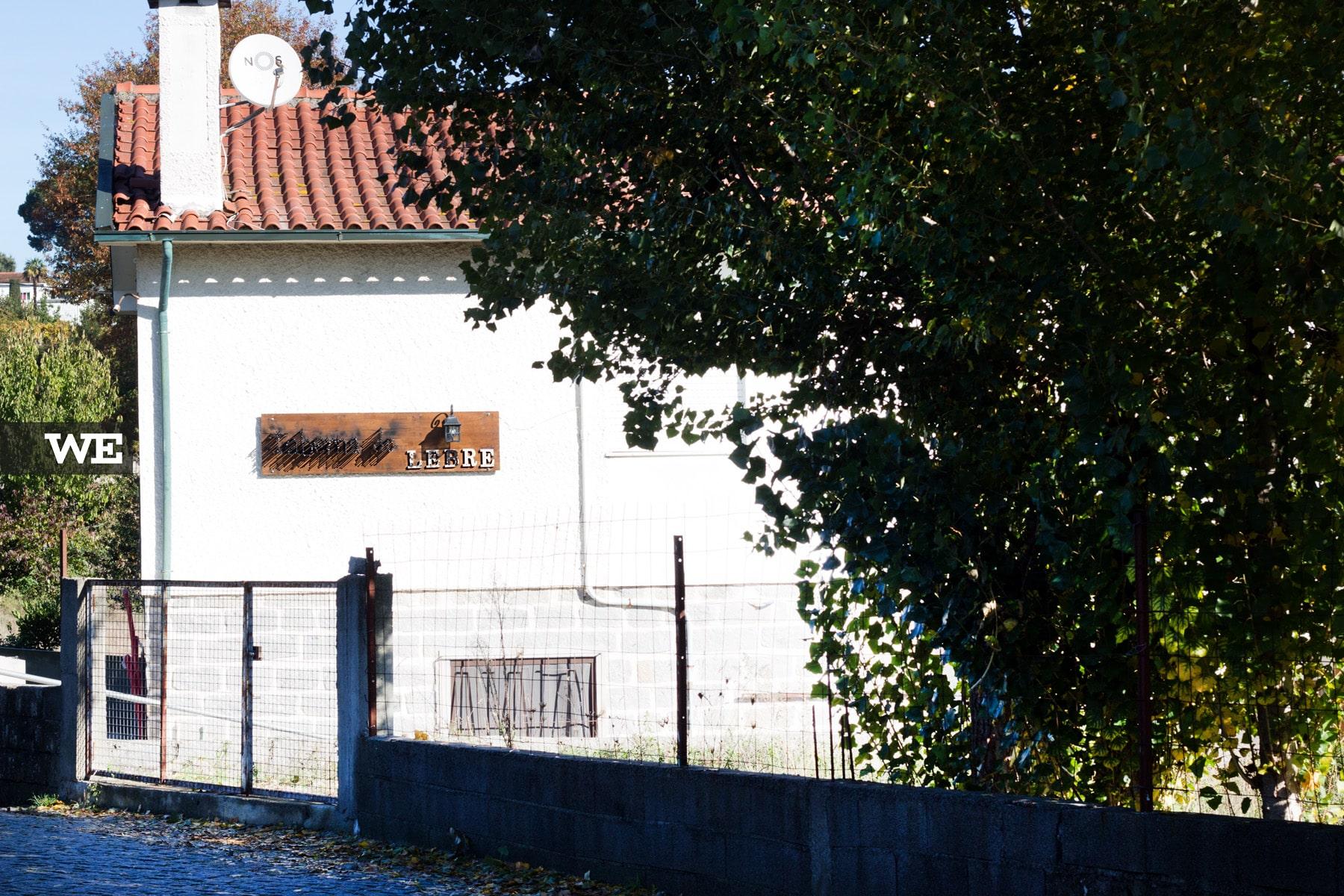 Taberna do Lebre Tascos em Braga