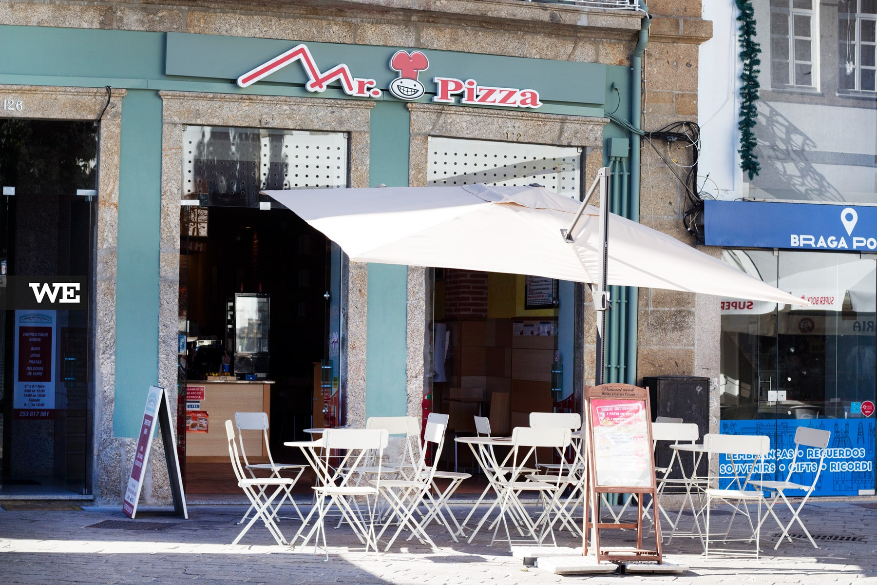 Mr. Pizza Pizzarias Braga