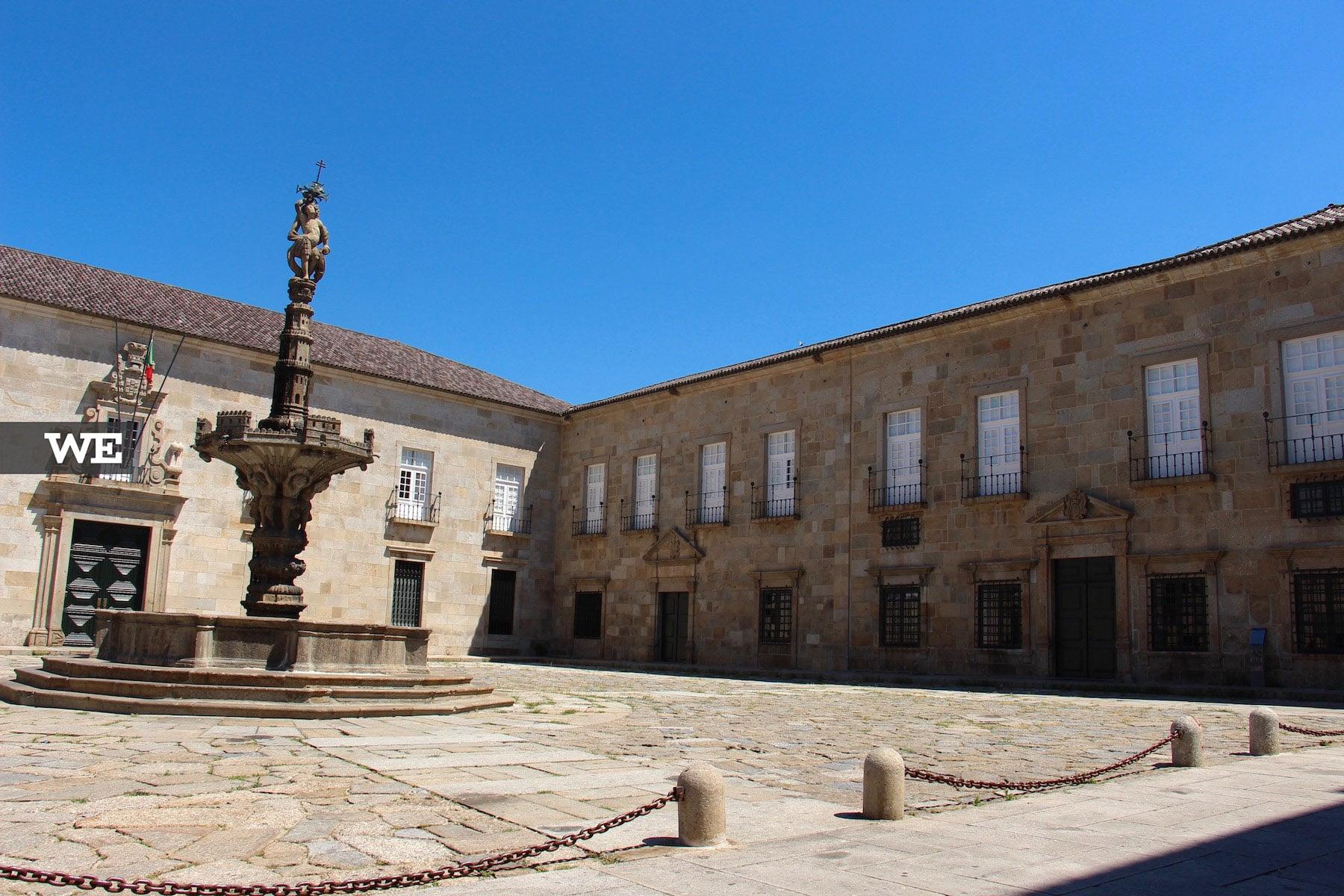 D. Rodrigo de Moura Teles