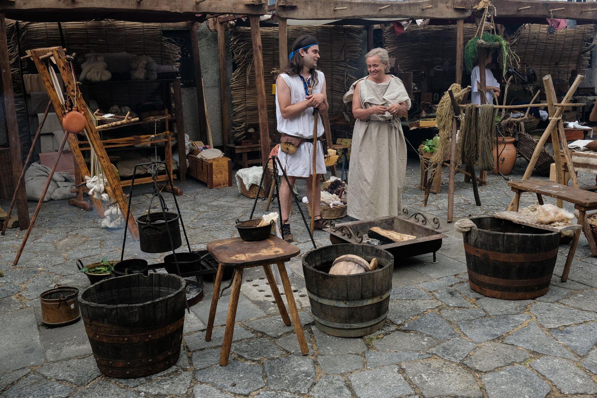 Artesãos e mercadores