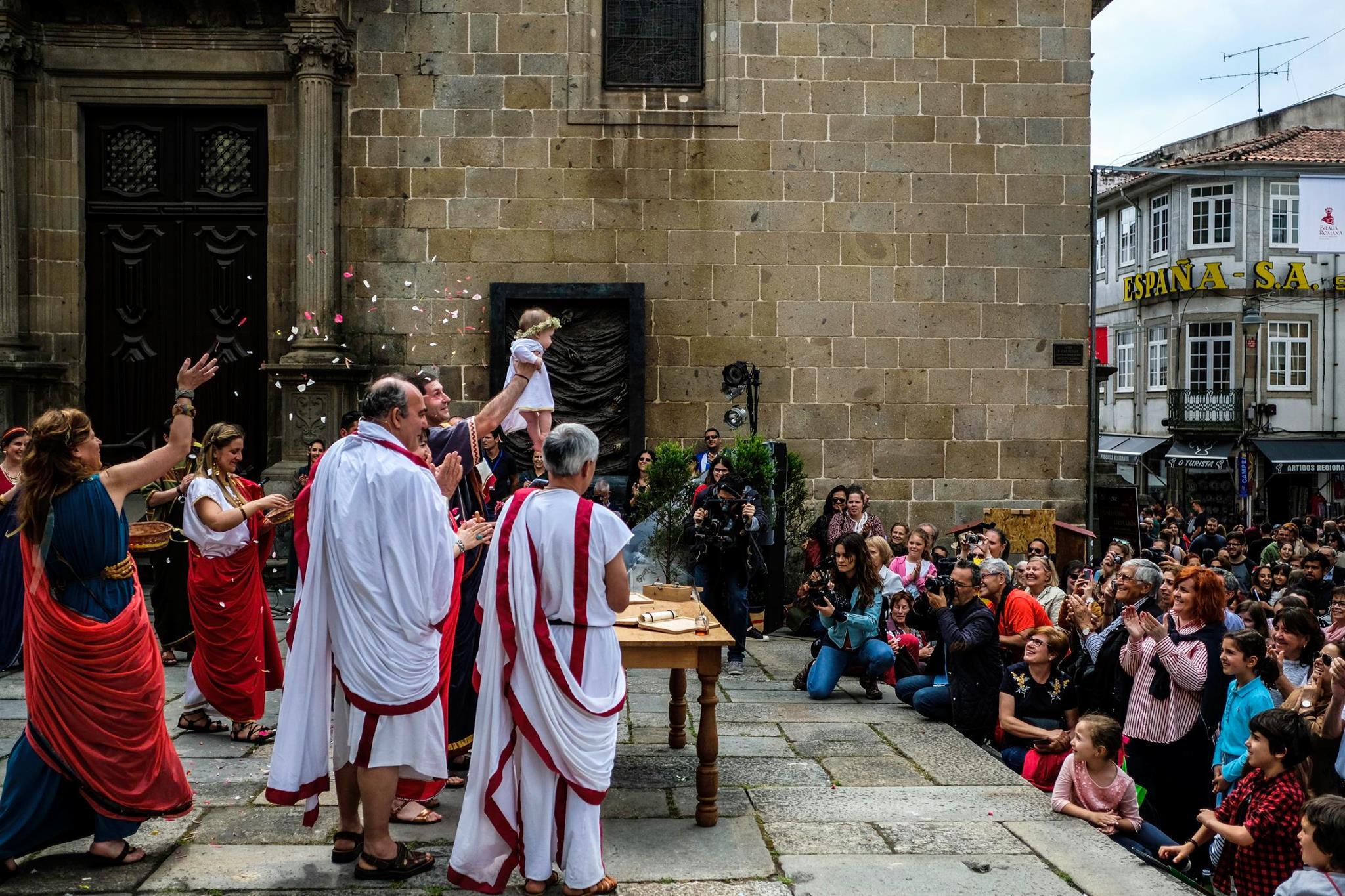 Batizado Romano