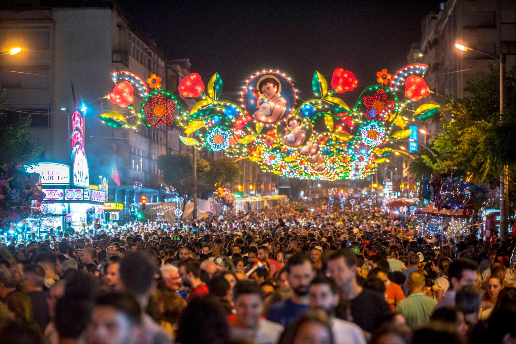 Avenida da Liberdade São João de Braga 2019