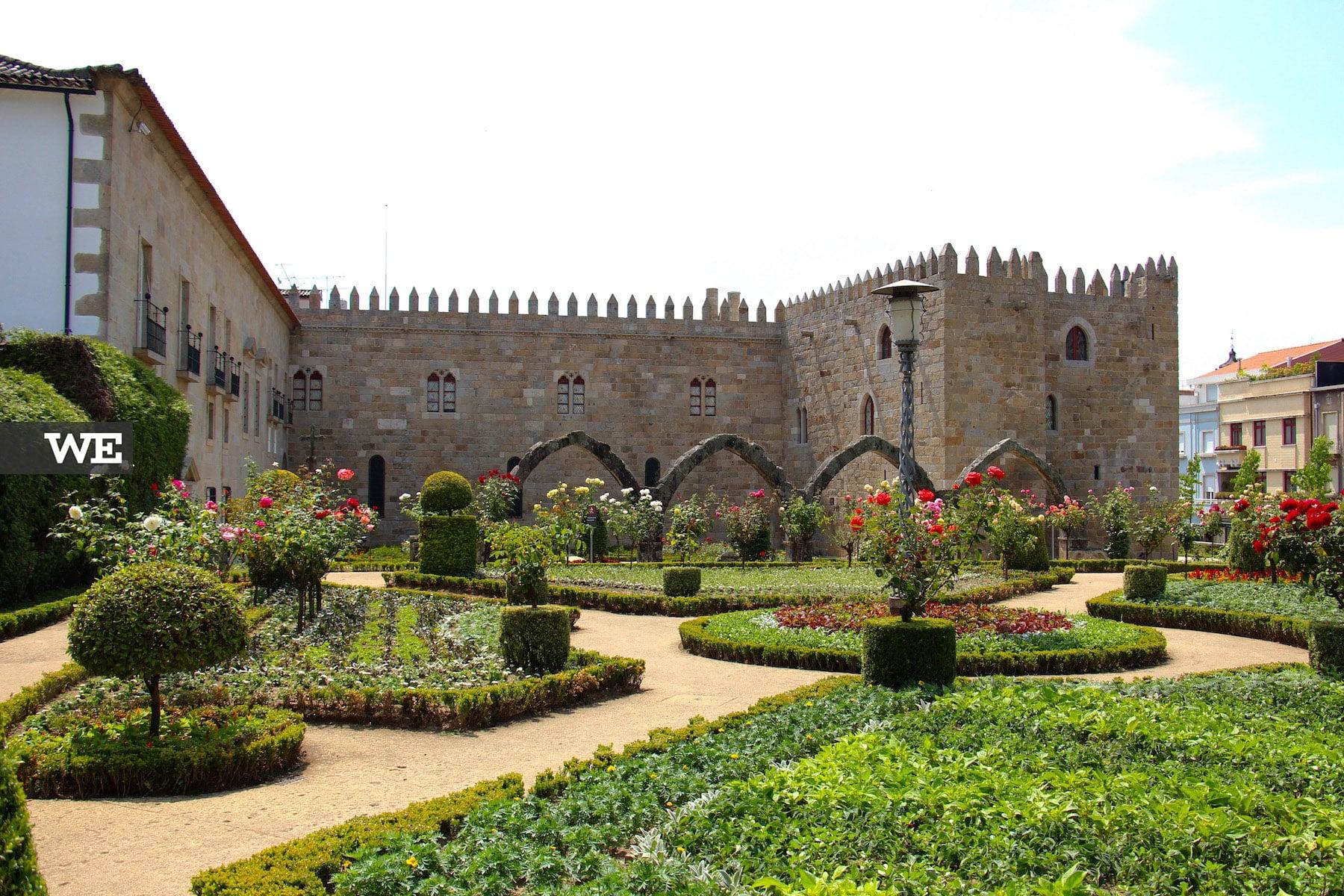 Jardim de Santa Bárbara Universidade do Minho