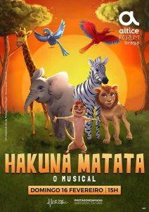 Hakuna Matata Altice Forum Braga