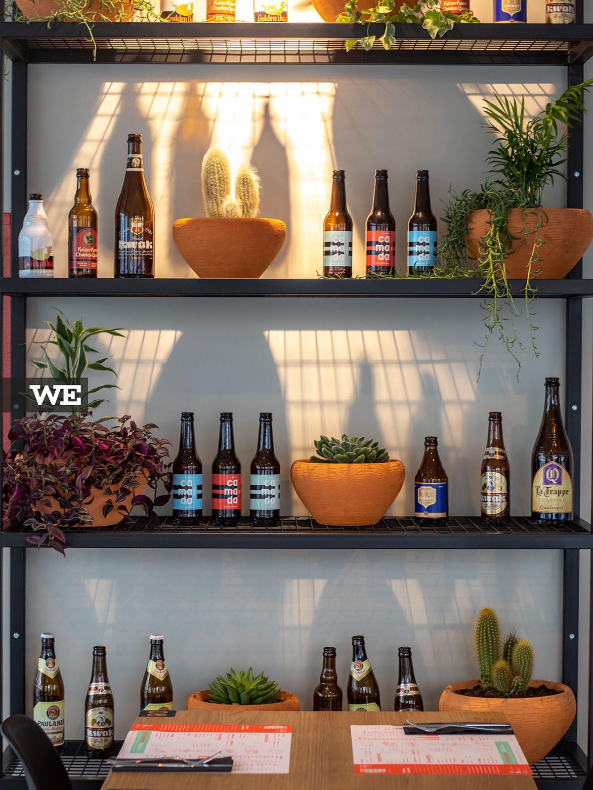 Cervejas Camada