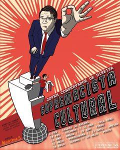JCD Supremacista Cultural em Braga