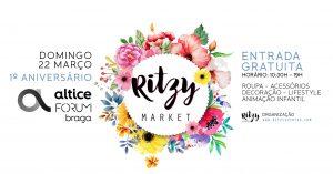 Ritzy Market 1º Aniversário