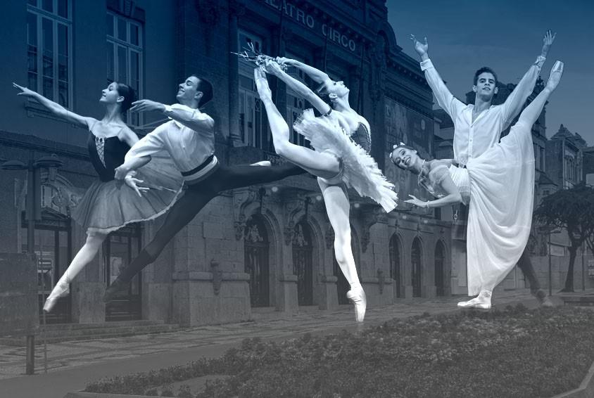 Gala Solidária de Ballet Theatro Circo