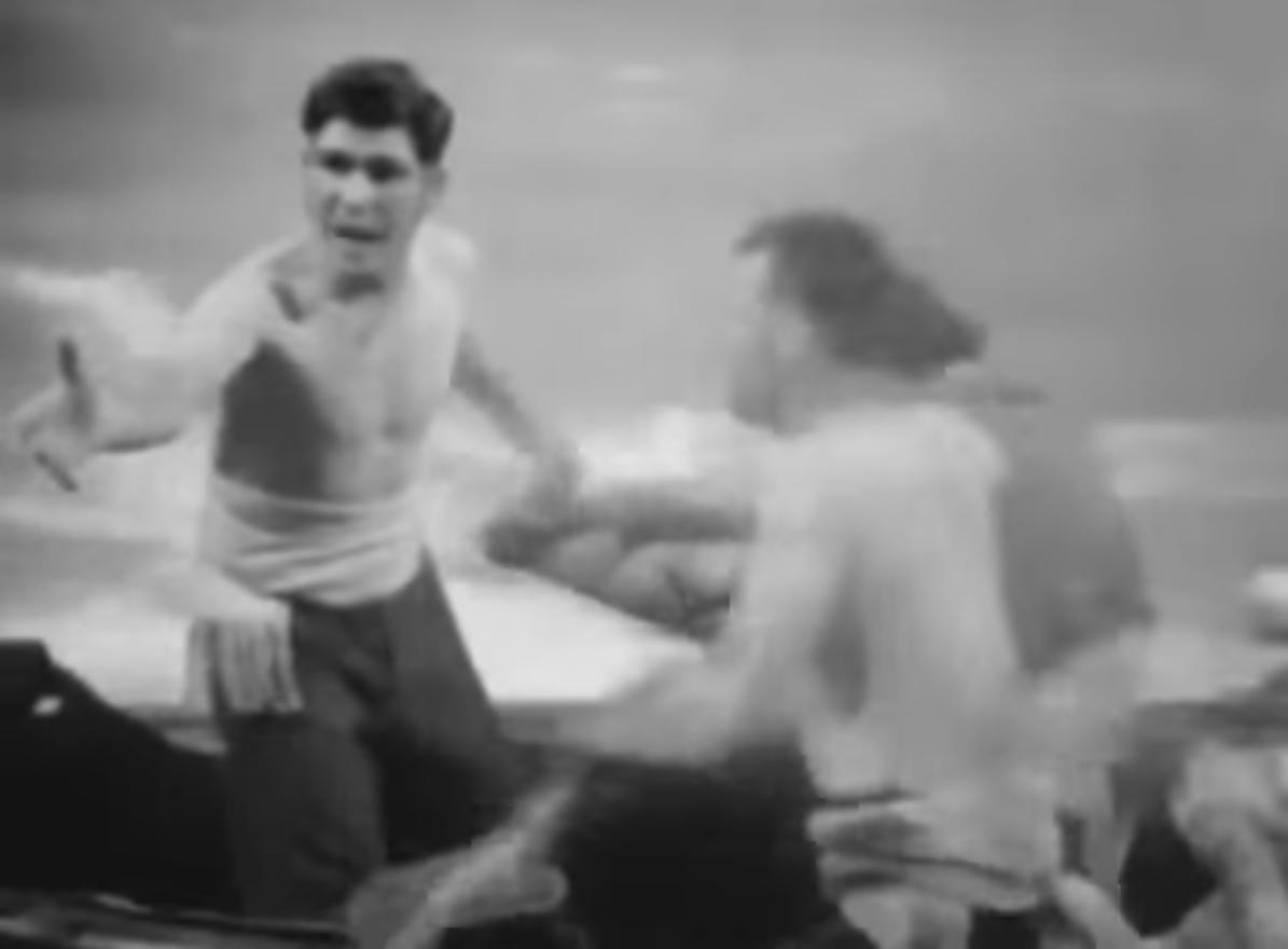 Alla Arriba, filme português de longa-metragem de José Leitão de Barros