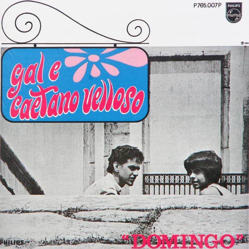Caetano e Gal Domingo