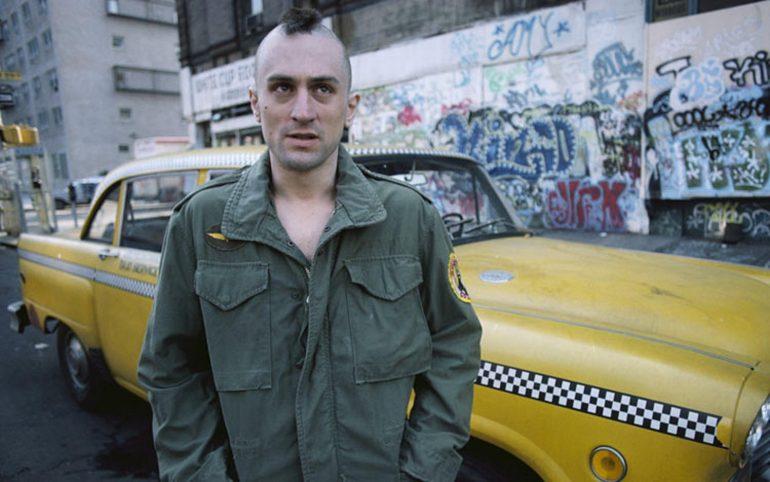 Taxi Driver Cinema em Casa