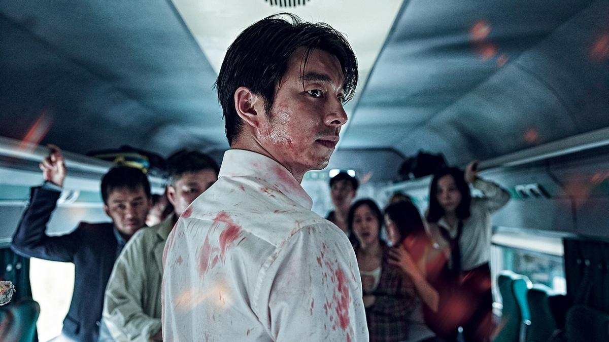 Train to Busan Cinema em Casa