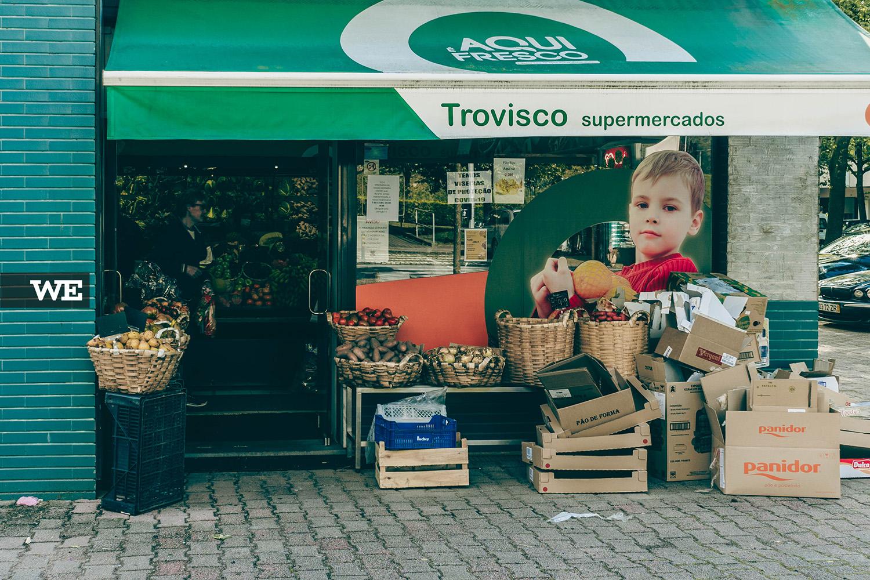 Trovisco 8 Mercearias de Bairro em Braga