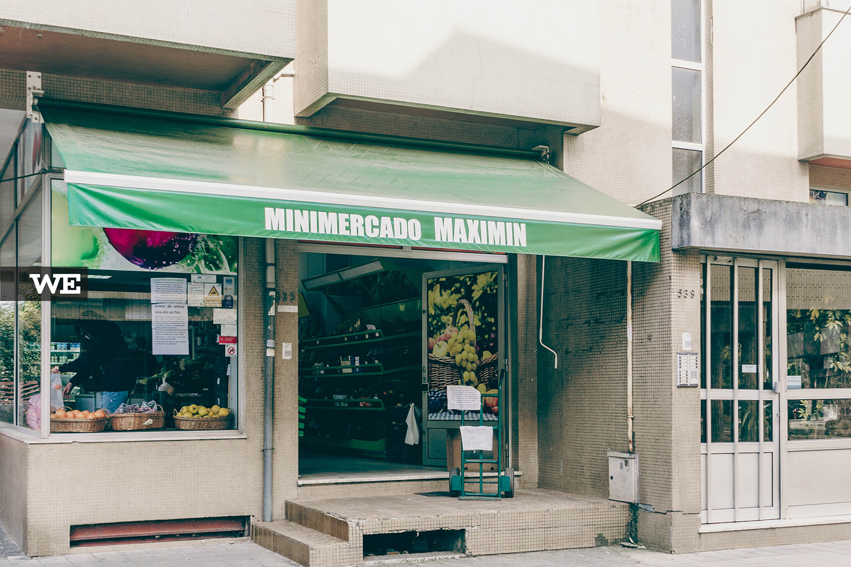 Mini-Mercado Maximin 8 Mercearias de Bairro em Braga