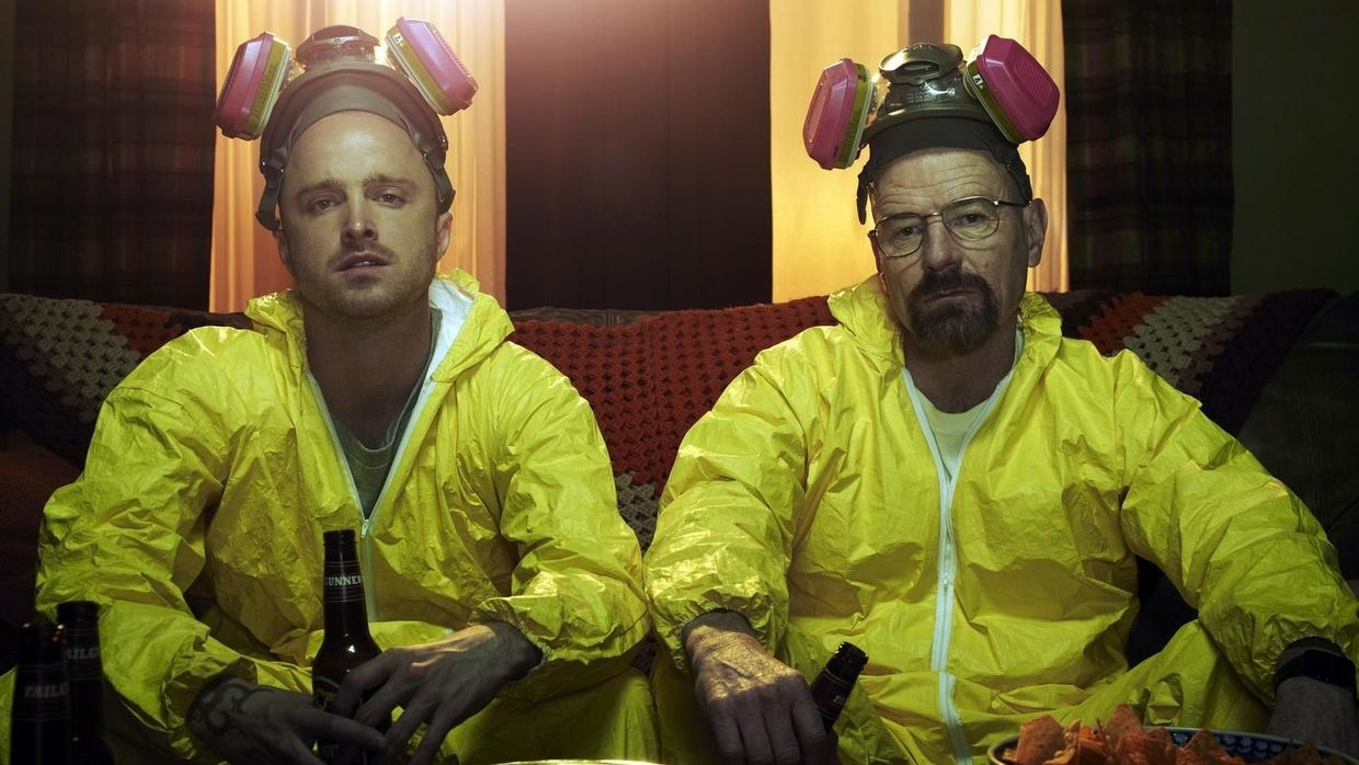 Breaking Bad 5 séries para ver agora na Netflix