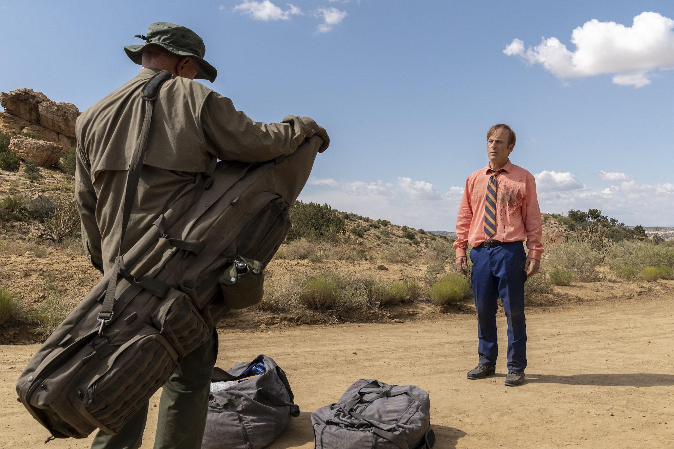 Better Call Saul 5 séries para ver agora na Netflix