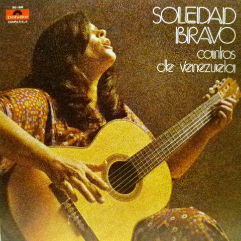 Soledad Bravo Cantos de Venezuela 10 Escolhas Musicais Para 10 Dias Mais