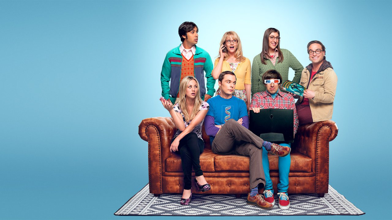 The Big Bang Theory 5 Sitcoms Netflix para rir e relaxar