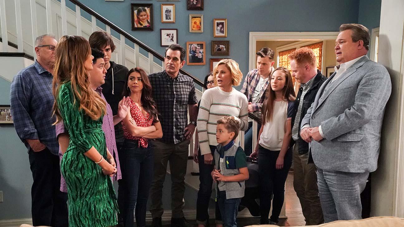 Modern Family 5 Sitcoms Netflix para rir e relaxar